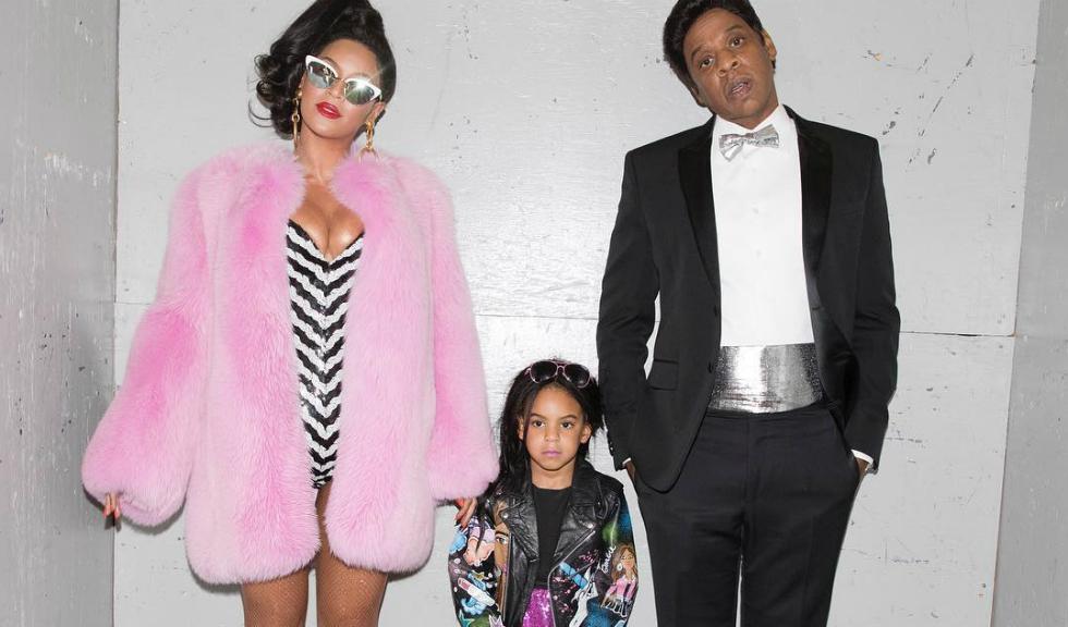 Fiica lui Beyonce, Blue Ivy – un star la recitalul de balet!