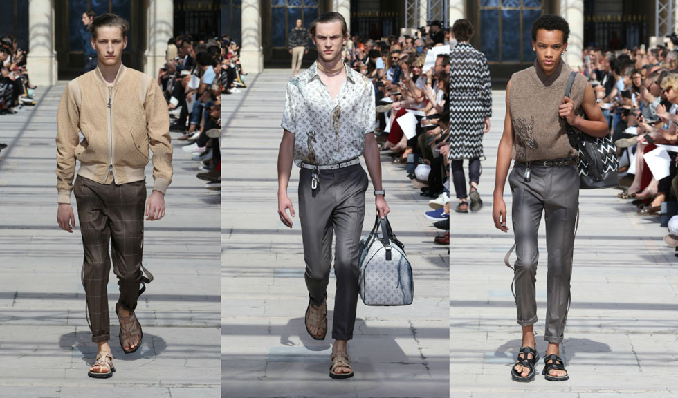 Eveniment in magazinul Louis Vuitton din Bucuresti: sosesc haine pentru barbati!
