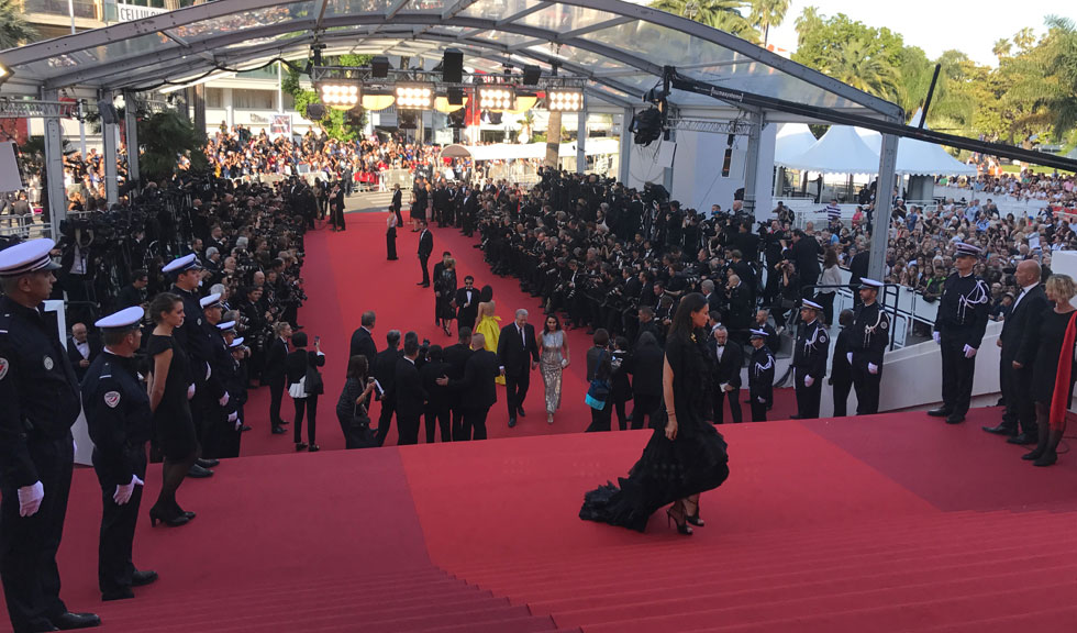 Cum am facut fata celor 7 zile de covor rosu la Cannes