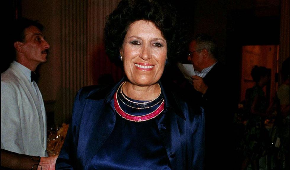 Carla Fendi, doamna modei italiene, s-a stins din viata