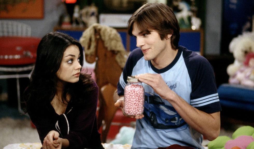 Ashton Kutcher, declaratii despre primul sarut cu Mila Kunis