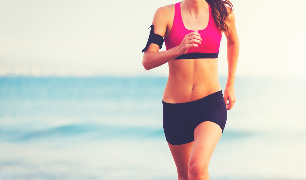 Trucuri care te vor ajuta sa faci sport cand e foarte cald afara