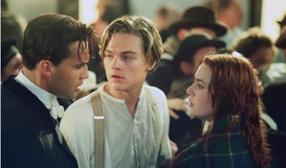 Leonardo DiCaprio, Kate Winslet si Billy Zane, reuniune in Franta
