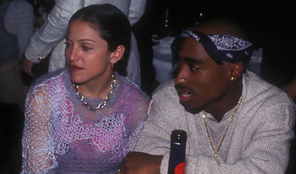 De ce s-a terminat relatia dintre Tupac Shakur si Madonna