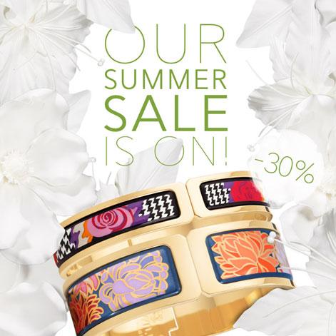 (P) SUMMER SALE: -30% discount la colecƫii de bijuterii FREYWILLE!