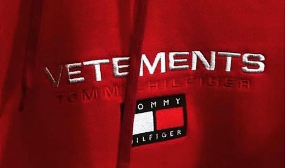Tommy Hilfiger si Vetements, o noua colaborare in lumea modei