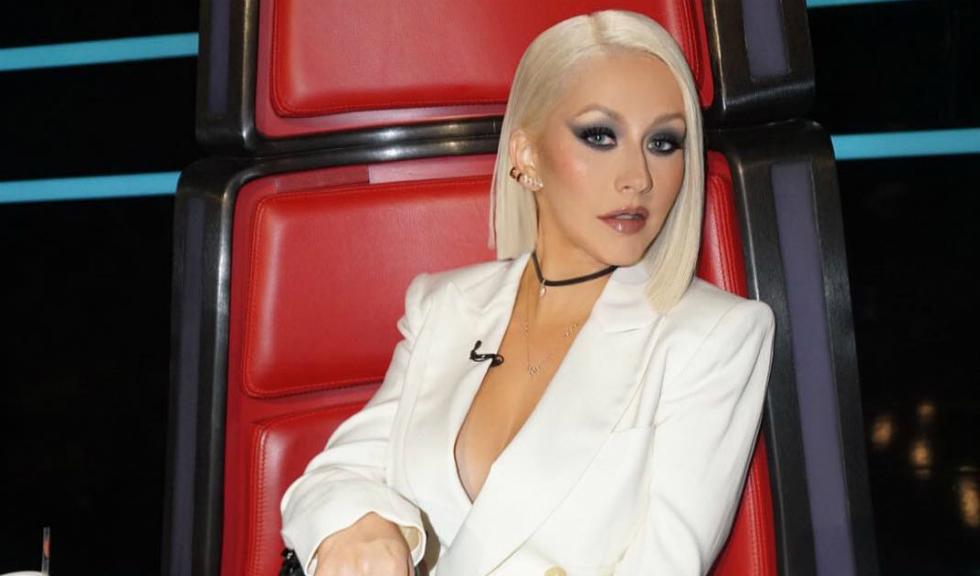 Cat de draguti sunt cei doi copii ai cantaretei Christina Aguilera