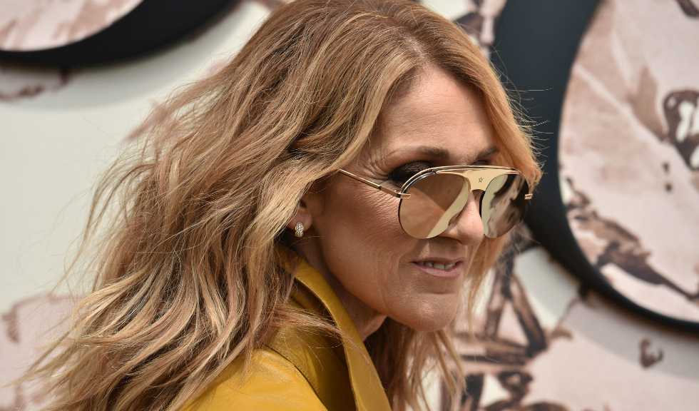 Celine Dion a pozat intr-o ipostaza in care nu ai mai vazut-o pana acum