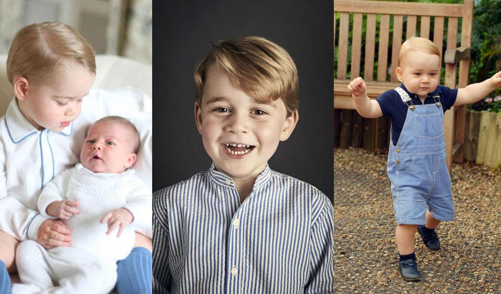 Printul George al Marii Britanii implineste 4 ani – vezi…