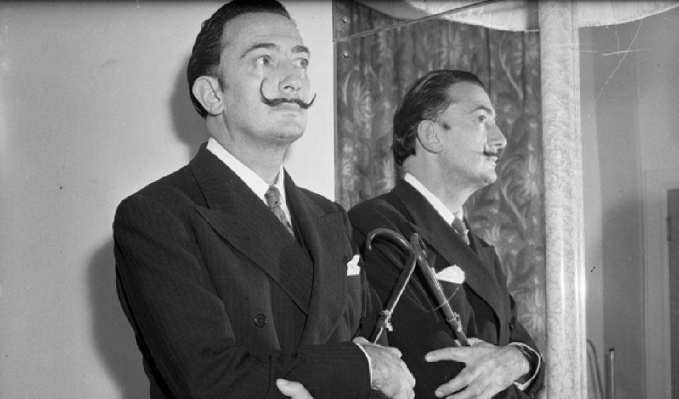 Salvador Dalí ramane un personaj excentric, chiar si dupa moartea sa