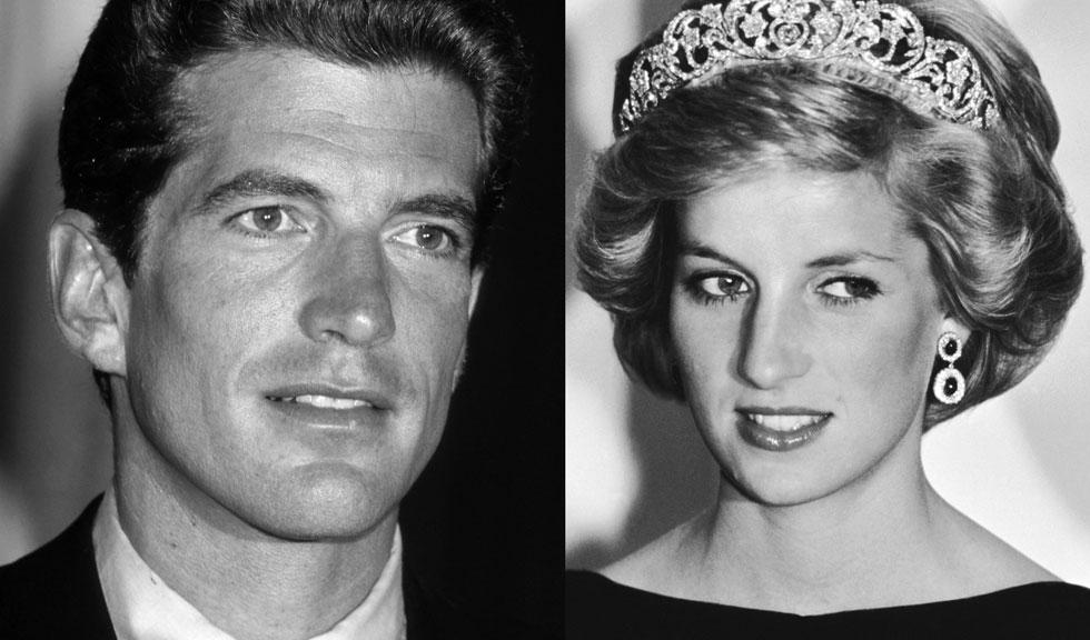 Ce s-a intamplat, de fapt, intre Printesa Diana si John F. Kennedy Jr.