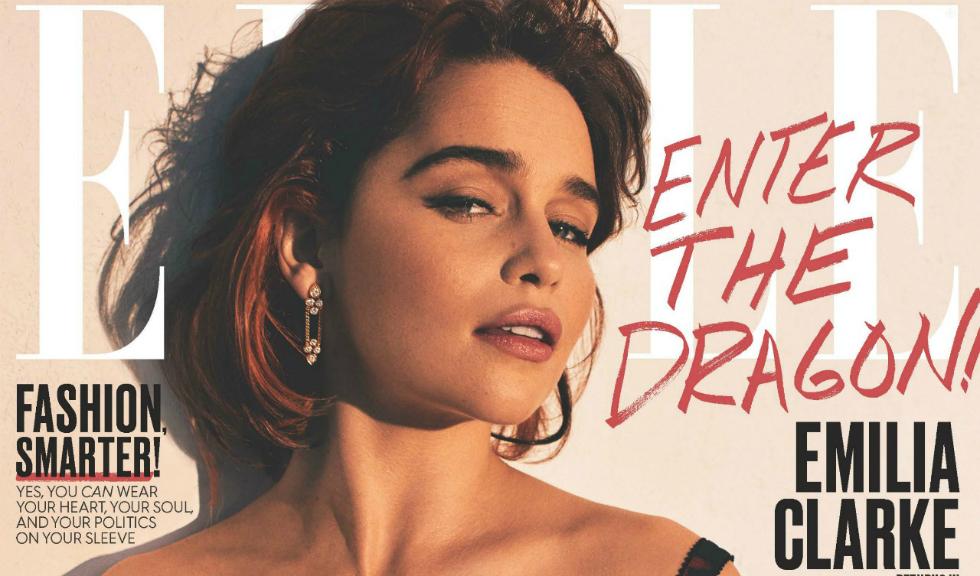 """Emilia Clarke le multumeste producatorilor serialului Game of Thrones pentru acele scene """"geniale"""" de sex"""
