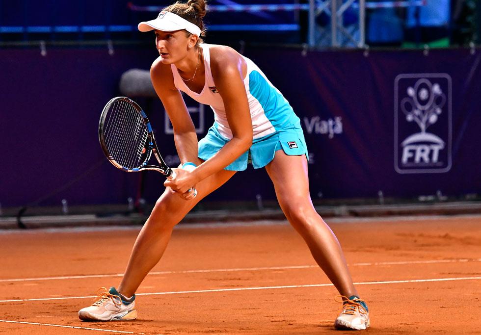 Irina Begu a castigat BRD Bucharest Open