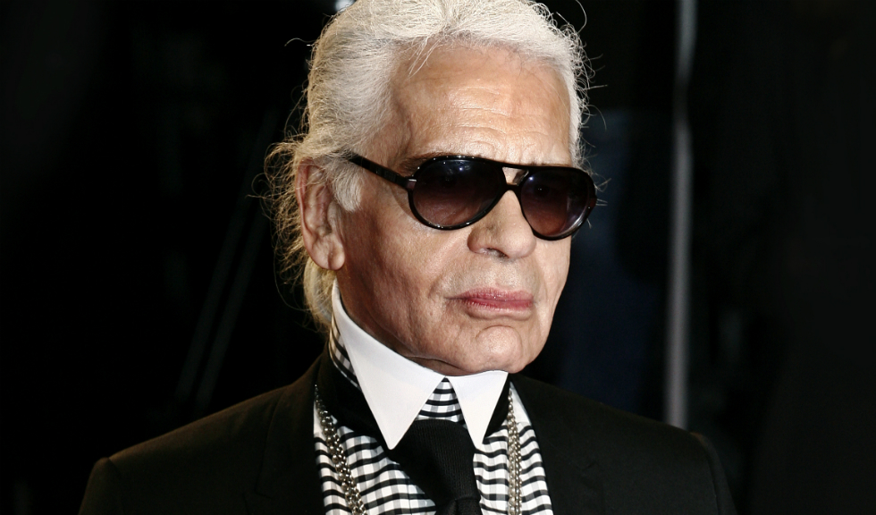 Karl Lagerfeld, premiat la Chanel Couture Show