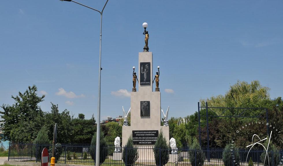 Despre ultimul monument din București… sau avatarul unei societăți confuze (de Razvan Deju)