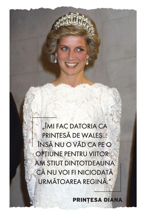 Printesa Diana: cele mai cutremuratoare si mai emotionante declaratii