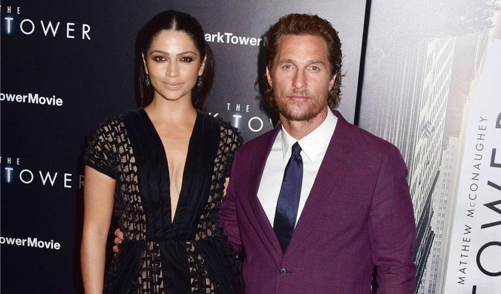 Matthew McConaughey dezvaluie povestea din spatele numelui fiului sau, Levi