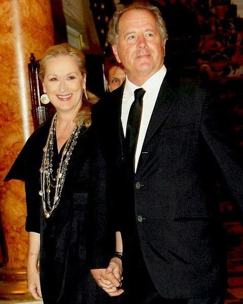Cine este sotul lui Meryl Streep