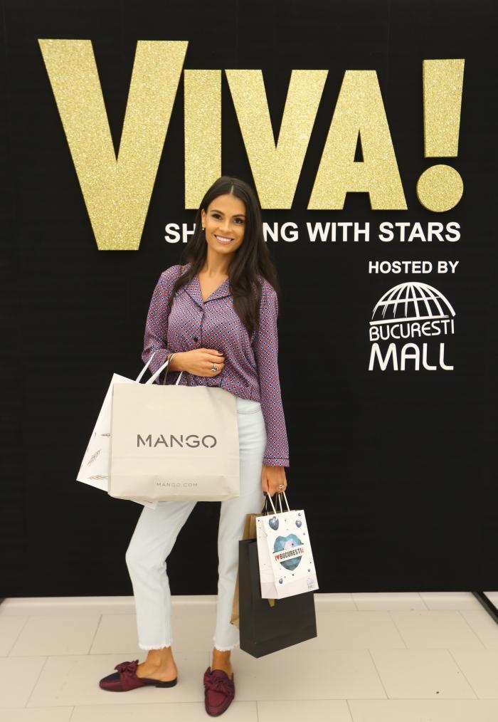 Ce şi-au cumpărat vedetele la Viva! Shopping with Stars