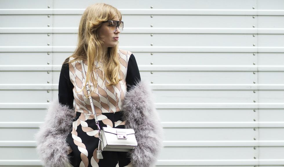 Blana, interzisa la saptamana modei de la Londra