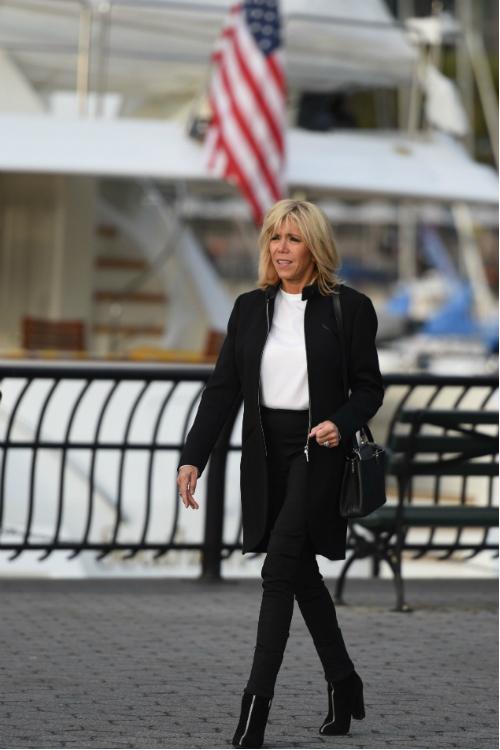 Brigitte Macron: Tinutele Primei Doamne a Frantei pentru vizita la New York