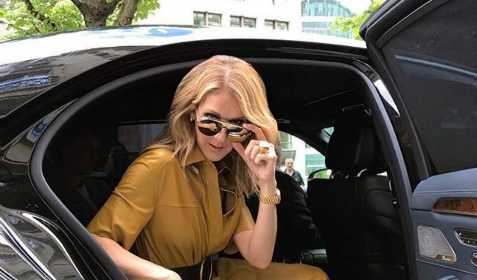 Fiul lui Celine Dion, Réne-Charles, a pus pe jar Internetul cu noul look