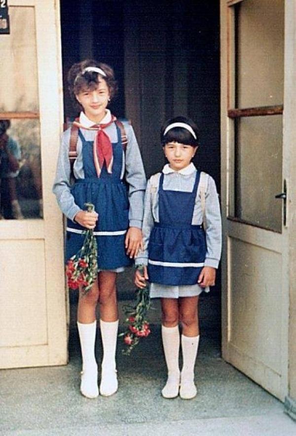 Imagini de colectie! Vedetele autohtone in prima zi de scoala (GALERIE FOTO)
