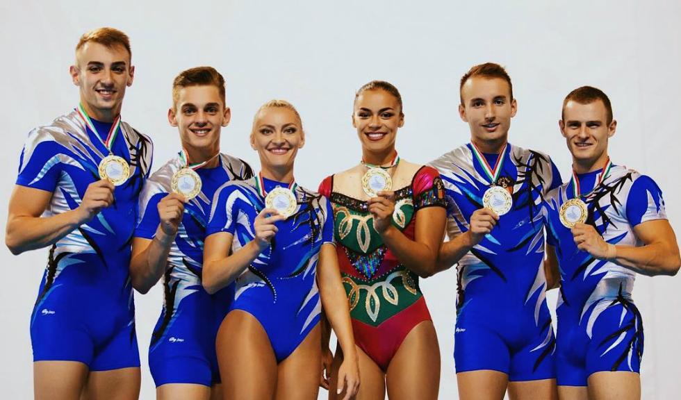 Romania face performanta la competitiile sportive: 51 de medalii in 3 colturi ale lumii