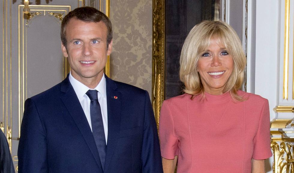 Emmanuel Macron si Brigitte ne demonstreaza, inca o data, ca dragostea adevarata exista
