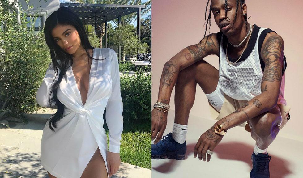 Cine este Travis Scott, iubitul lui Kylie Jenner
