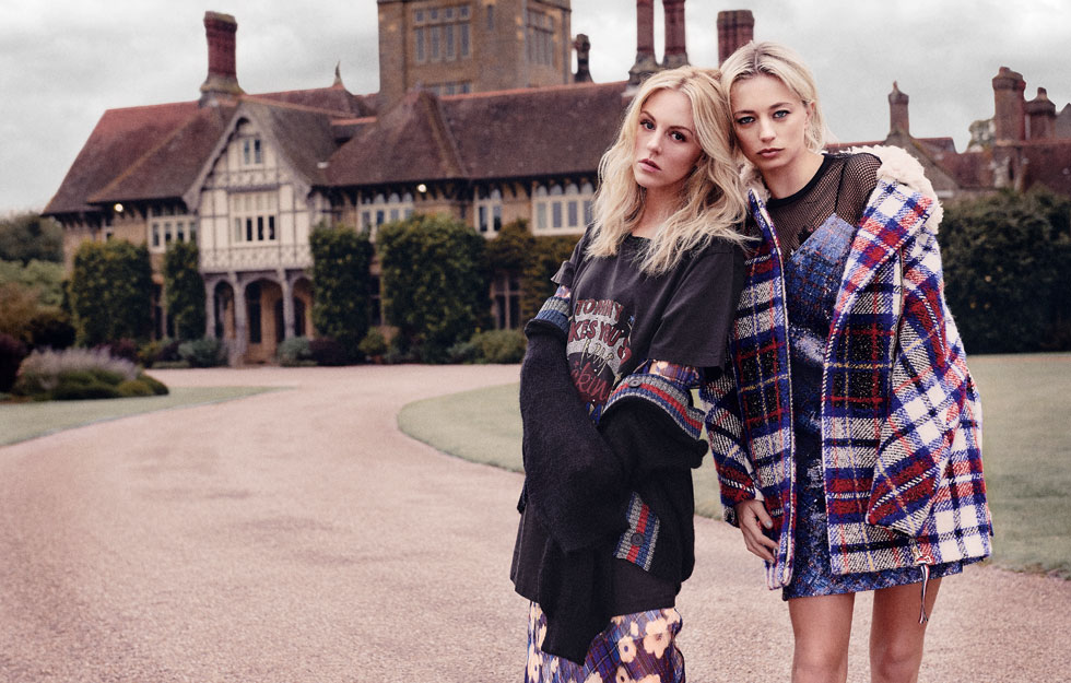 ELLE FASHION: Double trouble
