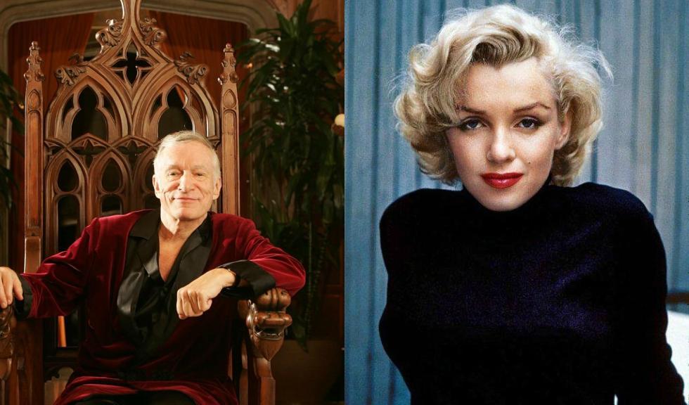 Adevarul despre relatia dintre Hugh Hefner si Marilyn Monroe