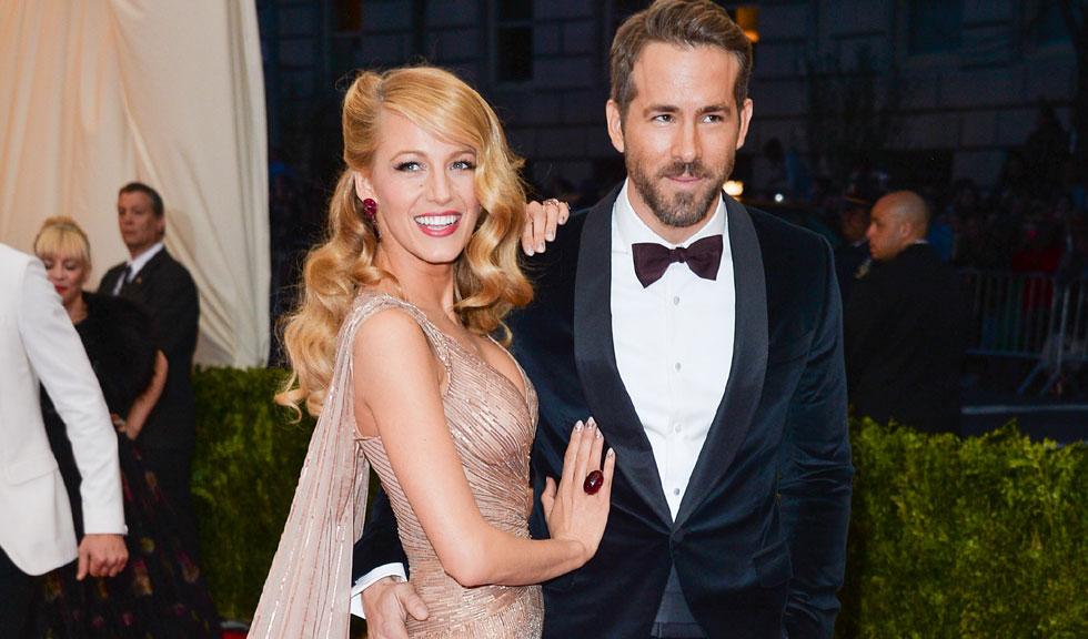 Blake Lively, mesaj amuzant de ziua sotului ei, Ryan Reynolds