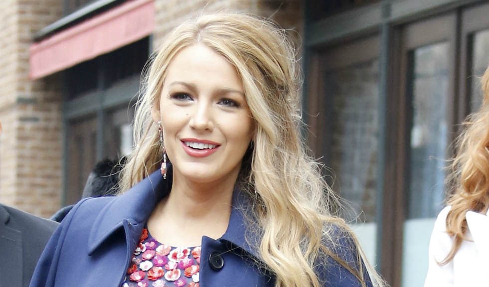 Blake Lively a fost hartuita sexual