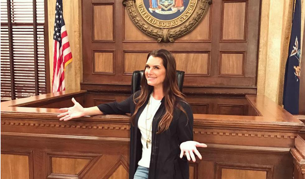Brooke Shields a dezvaluit cum a invitat-o Donald Trump la intalnire