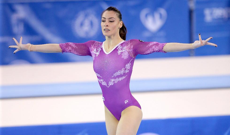 Catalina Ponor si-a anuntat retragerea din gimnastica