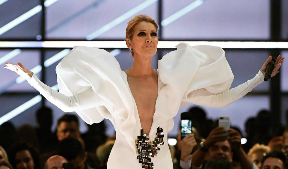 Celine Dion, discurs emotionant la show-ul ei din Las Vegas