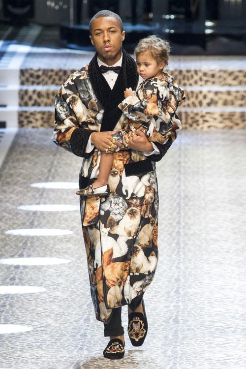 Dolce & Gabbana colectia toamna-iarna 2017-2018