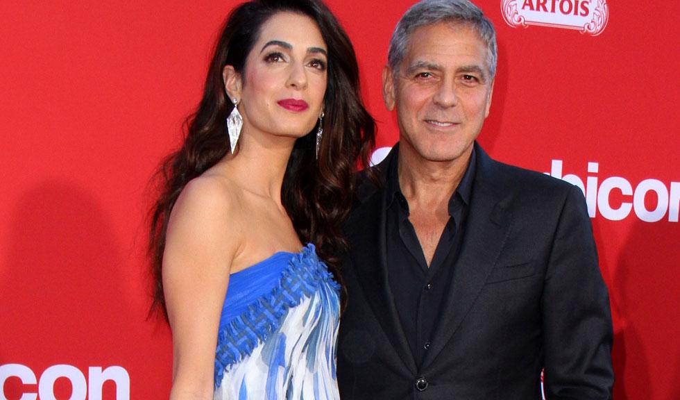 Amal Clooney, sotia lui George Clooney, a fost hartuita sexual