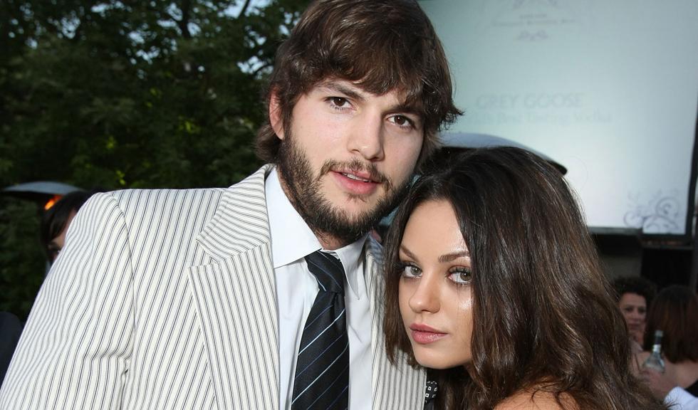 De ce Mila Kunis si Ashton Kutcher nu posteaza imagini cu copiii lor