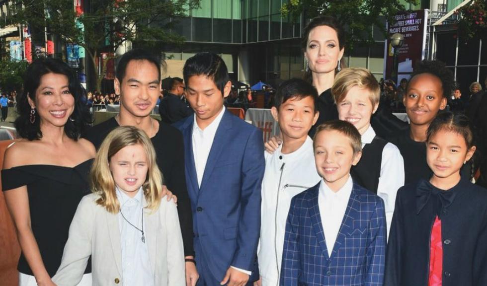 Modul in care Angelina Jolie se asigura ca cei 6 copii ai sai nu isi vor face griji pentru ea