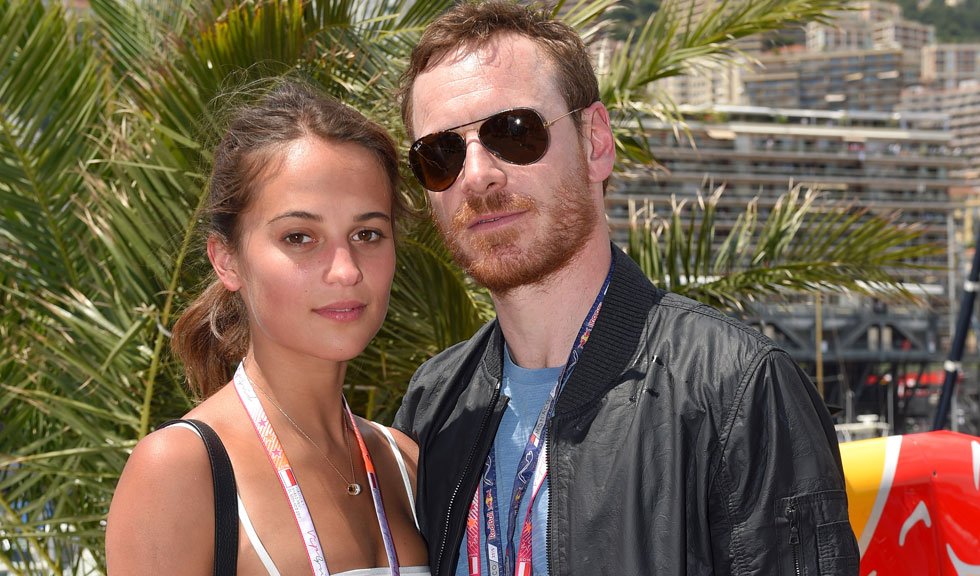 Alicia Vikander si Michael Fassbender s-ar fi casatorit in Ibiza