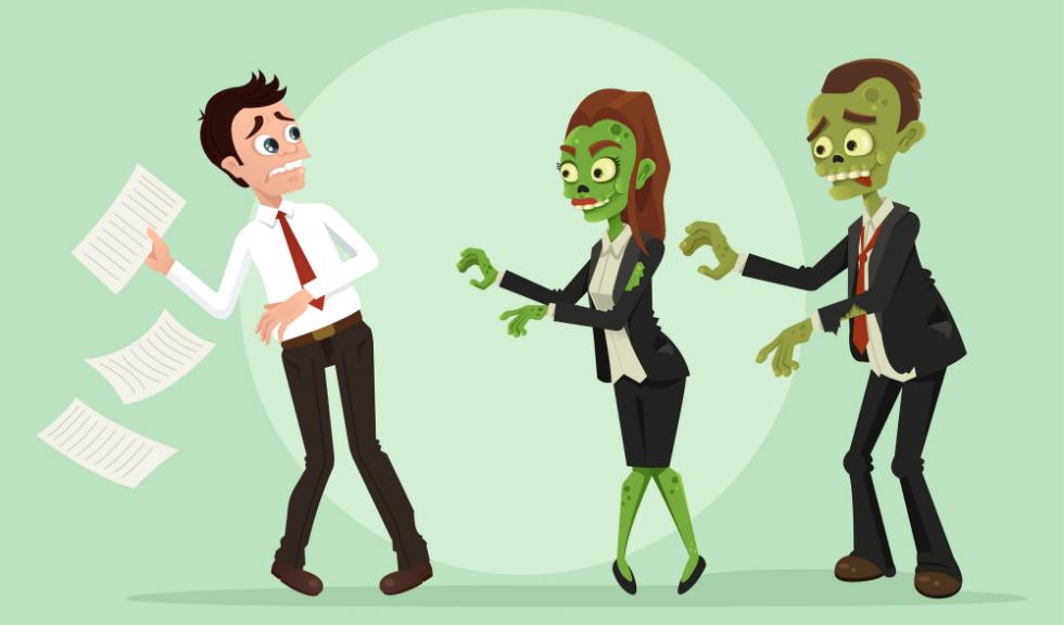 Top motive înfricoșătoare pentru care angajații şi-ar căuta alt job