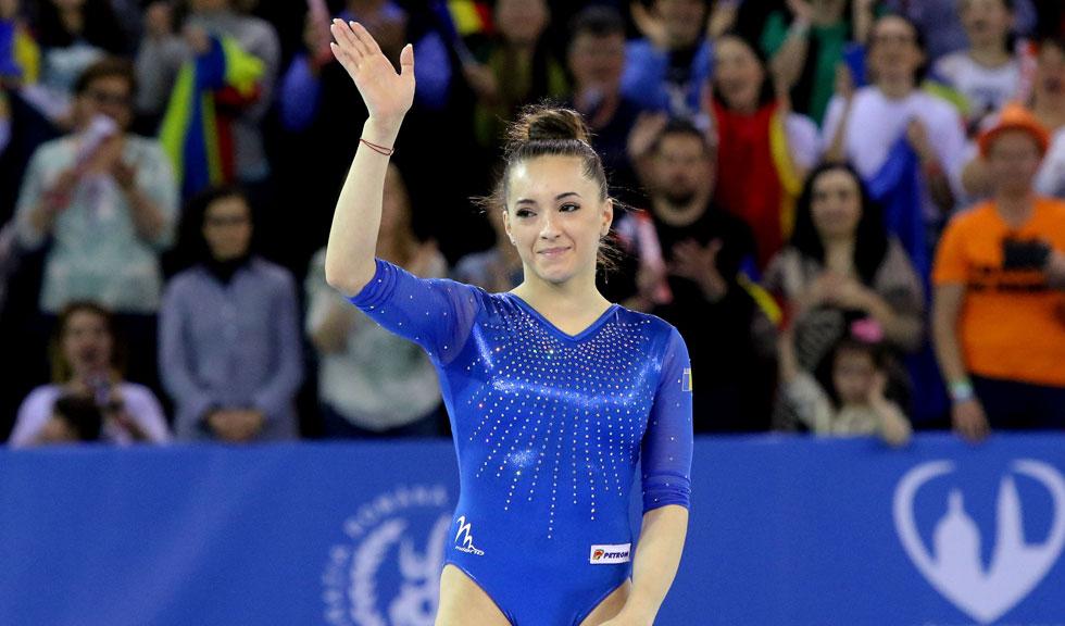 Larisa Iordache a parasit Campionatele Mondiale de la Montreal din cauza unei accidentari