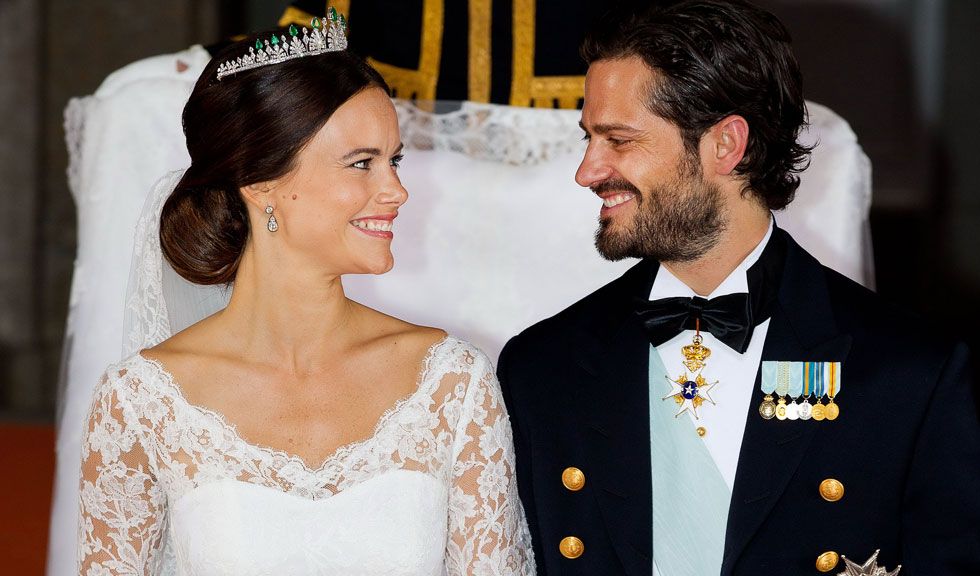 Imagini inedite cu Printul Gabriel, fiul cel mic al cuplului regal al Suediei