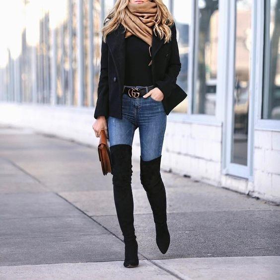(P) 5 sfaturi de fashion pentru realizarea tinutelor chic casual