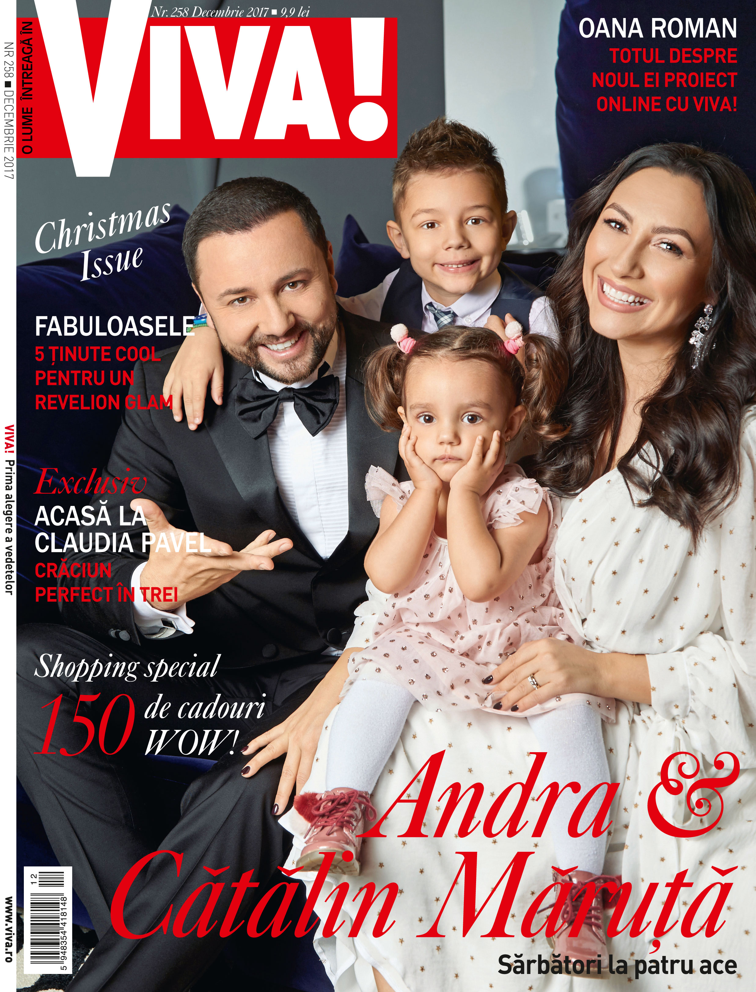 Decembrie magic alături de VIVA!