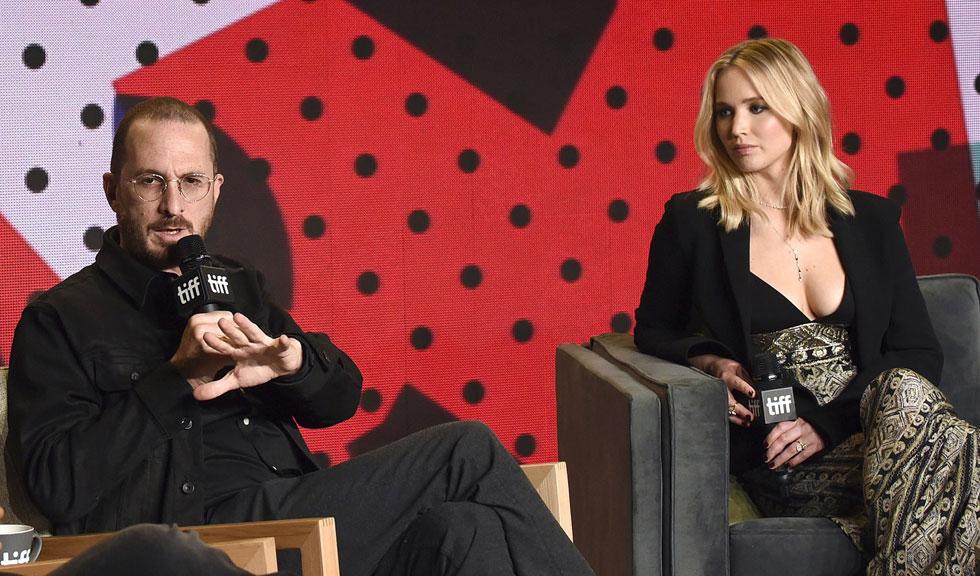 Jennifer Lawrence si Darren Aronofsky s-au despartit