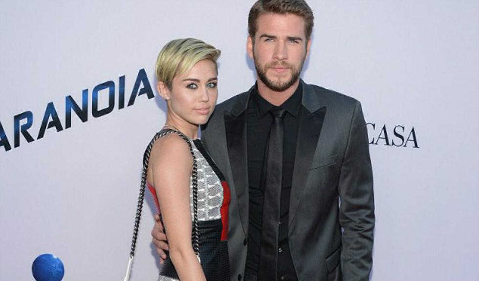 Miley Cyrus a dezvaluit ce a primit cadou de ziua ei de la Liam Hemsworth