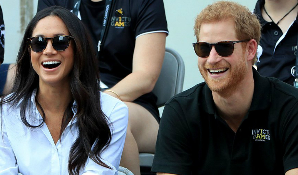 Printul Harry si Meghan Markle s-au logodit